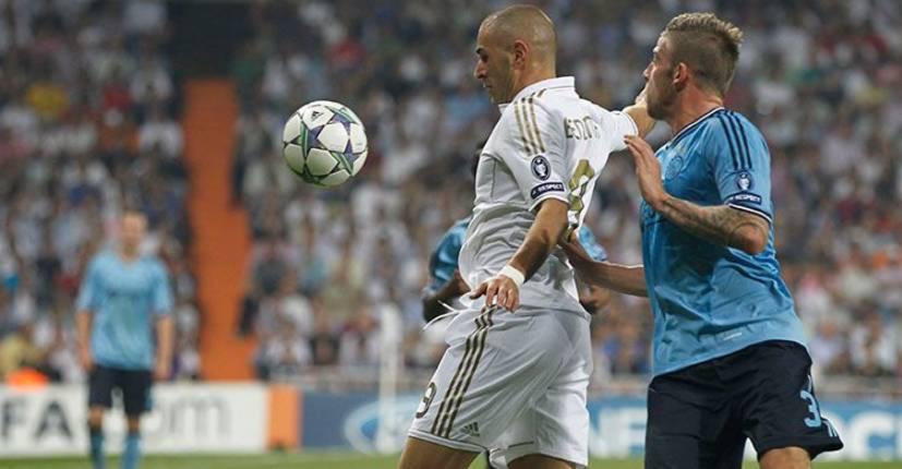 Прогноз на матч Лиги Чемпионов Аякс – Реал Мадрид 13.02 2