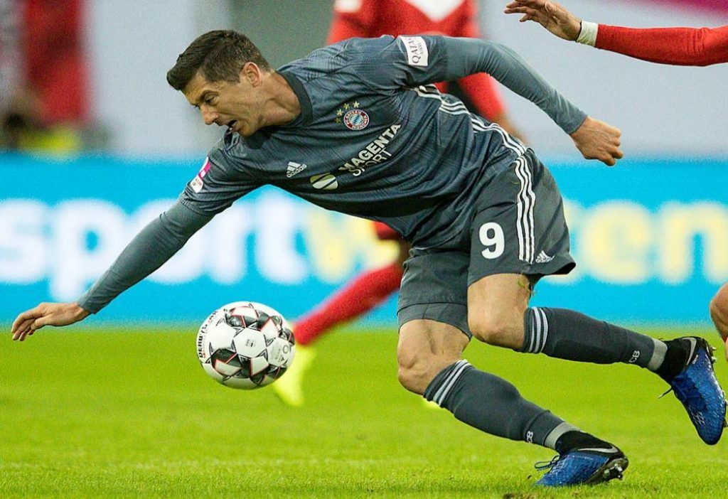 Прогноз на матч чемпионата Германии Бавария Мюнхен – Герта 23.02 1