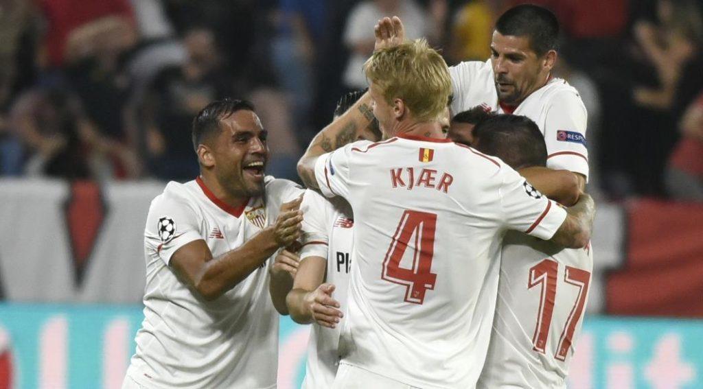 Прогноз на матч чемпионата Испании Севилья – Барселона 23.02 1