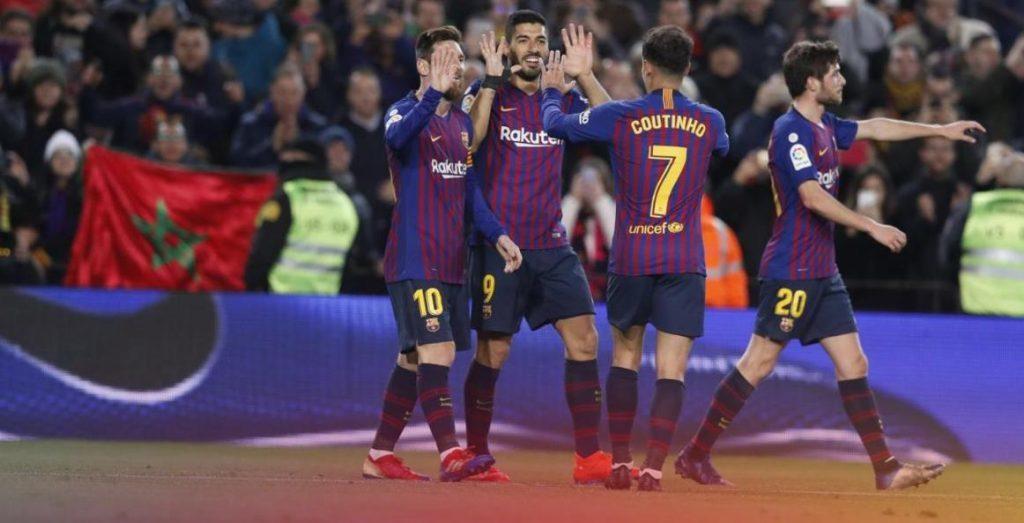 Прогноз на матч чемпионата Испании Севилья – Барселона 23.02 2