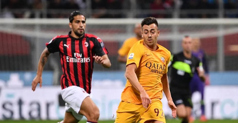 Прогноз на матч чемпионата Италии Рома – Милан 03.02 1
