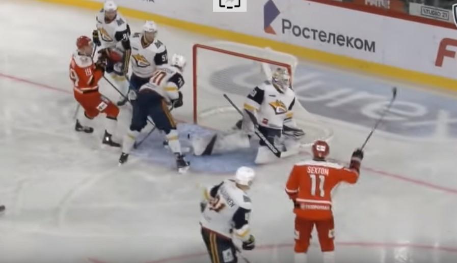 Прогноз на плей-офф КХЛ Автомобилист – Трактор 26.02 1
