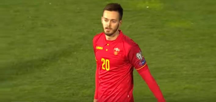 Отборочные матчи Евро 2020 Черногория - Англия 25 марта 1