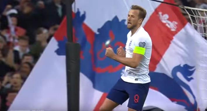 Отборочные матчи Евро 2020 Черногория - Англия 25 марта 4