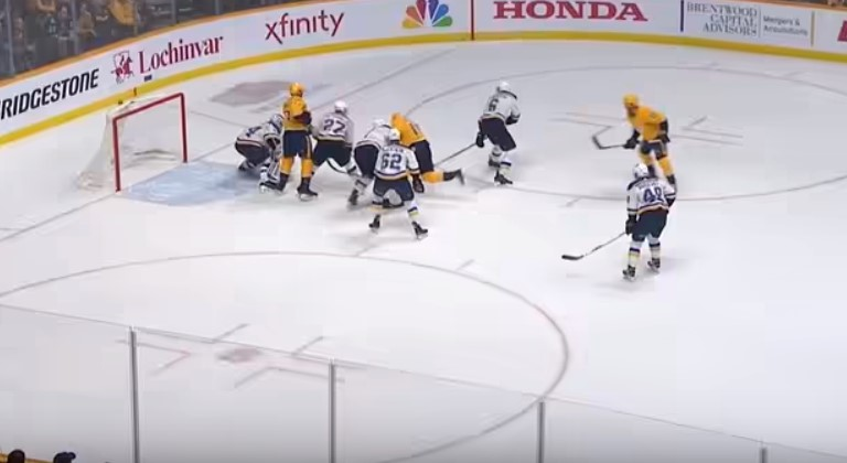 Прогноз на матч НХЛ Миннесота – Нэшвилл 4.03 2