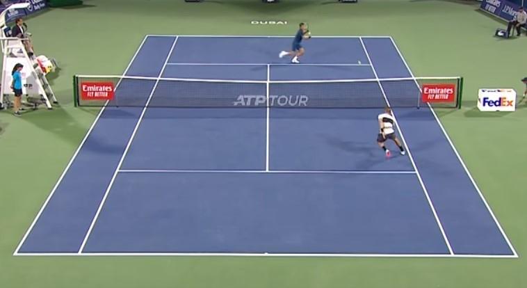 Прогноз на матч тенниса в Майами Медведев – Федерер 27.03 2