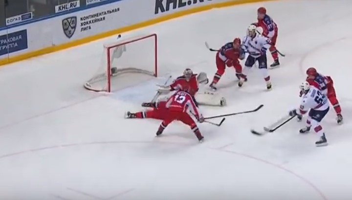 Прогноз на полуфинал плей-офф КХЛ 30.03 ЦСКА – СКА 2