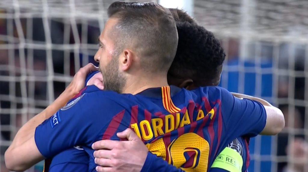 Прогноз на матч Чемпионата Испании. Барселона – Атлетико Мадрид 1