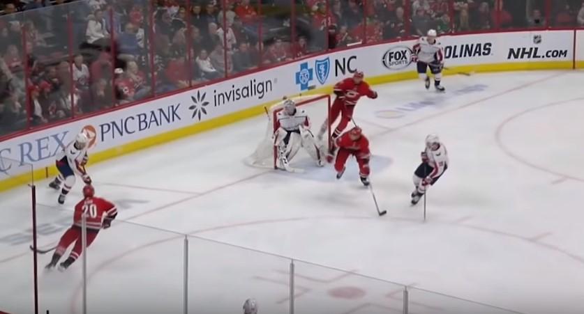 Прогноз на матч плей-офф НХЛ Вашингтон – Каролина 2