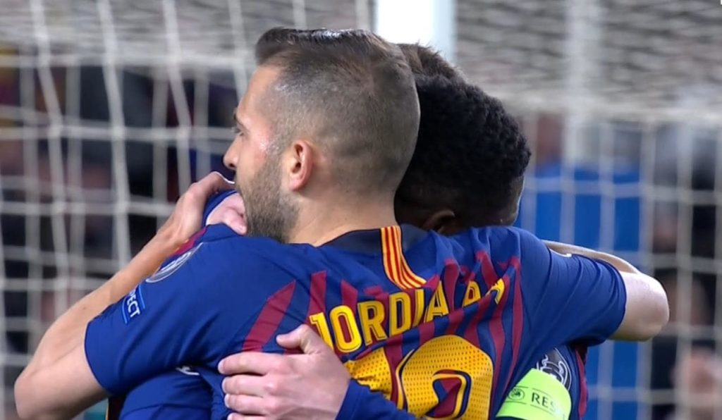 Прогноз на четвертьфинал Лиги Чемпионов Барселона – Манчестер Юнайтед 1-min