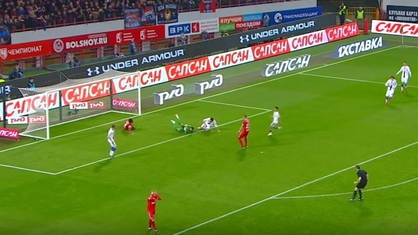 Прогноз на матч РФПЛ Локомотив – Рубин 1