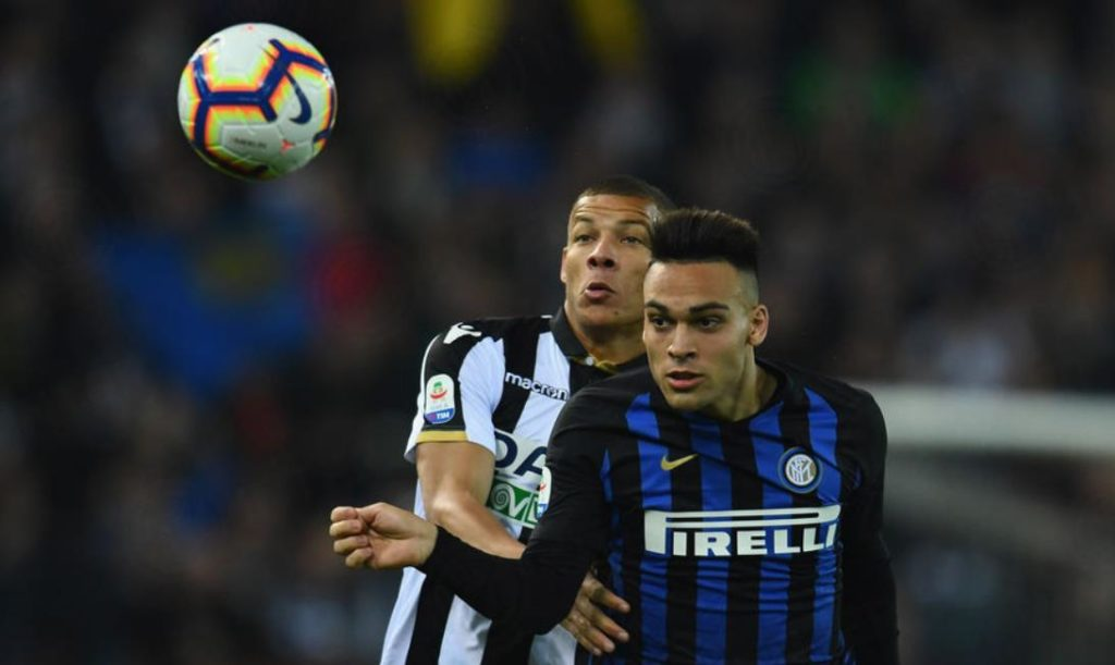 Прогноз на матч Чемпионата Италии Интер – Кьево 1