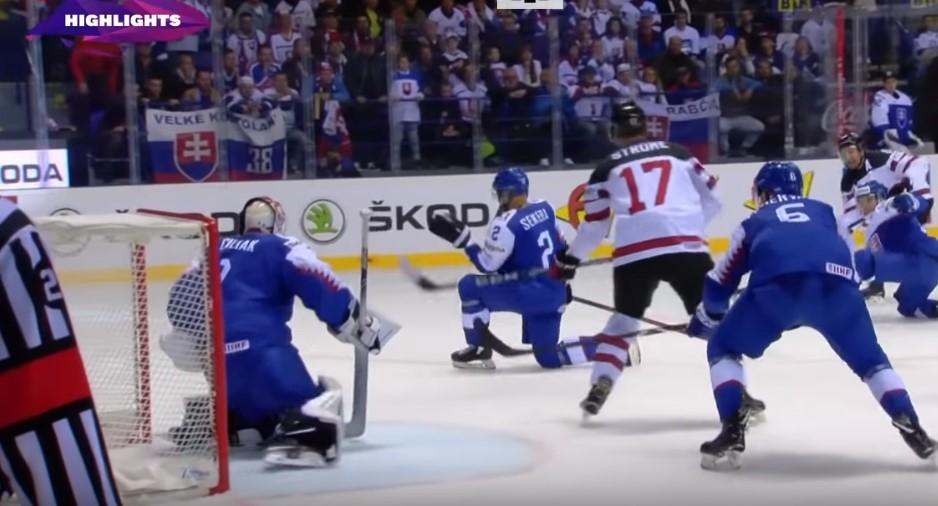 Прогноз на матч Чемпионата Мира по хоккею Канада – Франция 1