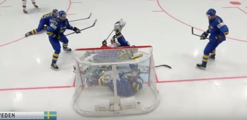 Прогноз на матч Чемпионата Мира по хоккею Швеция – Россия 1