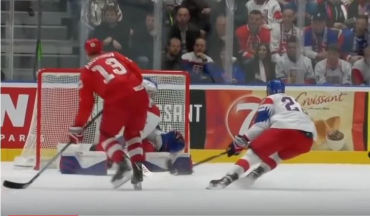 Прогноз на матч Чемпионата Мира по хоккею Швеция – Россия 2
