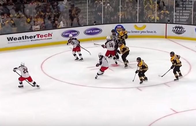 Прогноз на матч плей-офф НХЛ Коламбус – Бостон 1