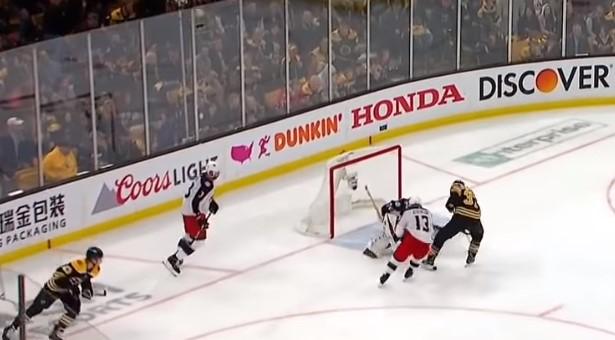 Прогноз на матч плей-офф НХЛ Коламбус – Бостон 2
