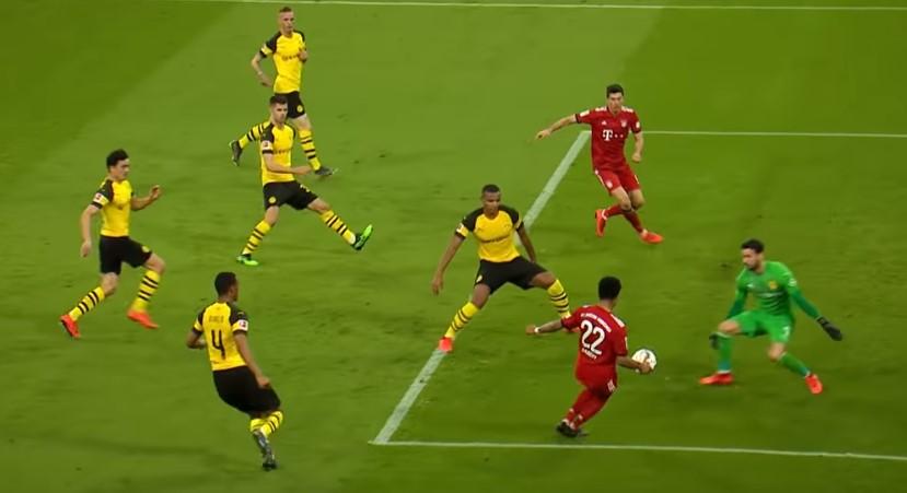 Прогноз на матч чемпионата Германии Бавария Мюнхен – Айнтрахт Франкфурт 1