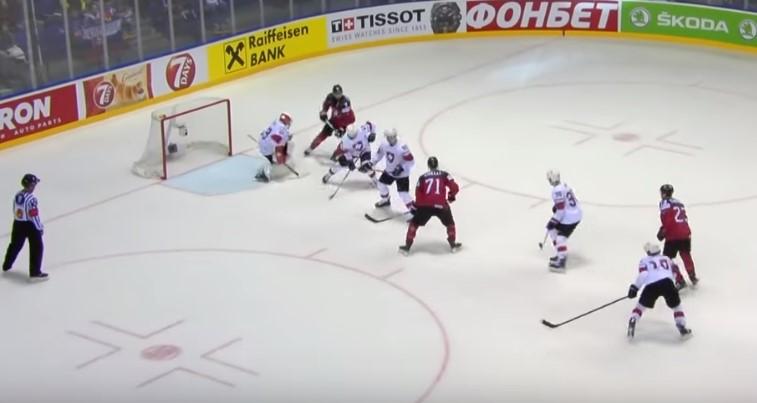 Прогноз на полуфинал чемпионата мира по хоккею Канада – Чехия 1