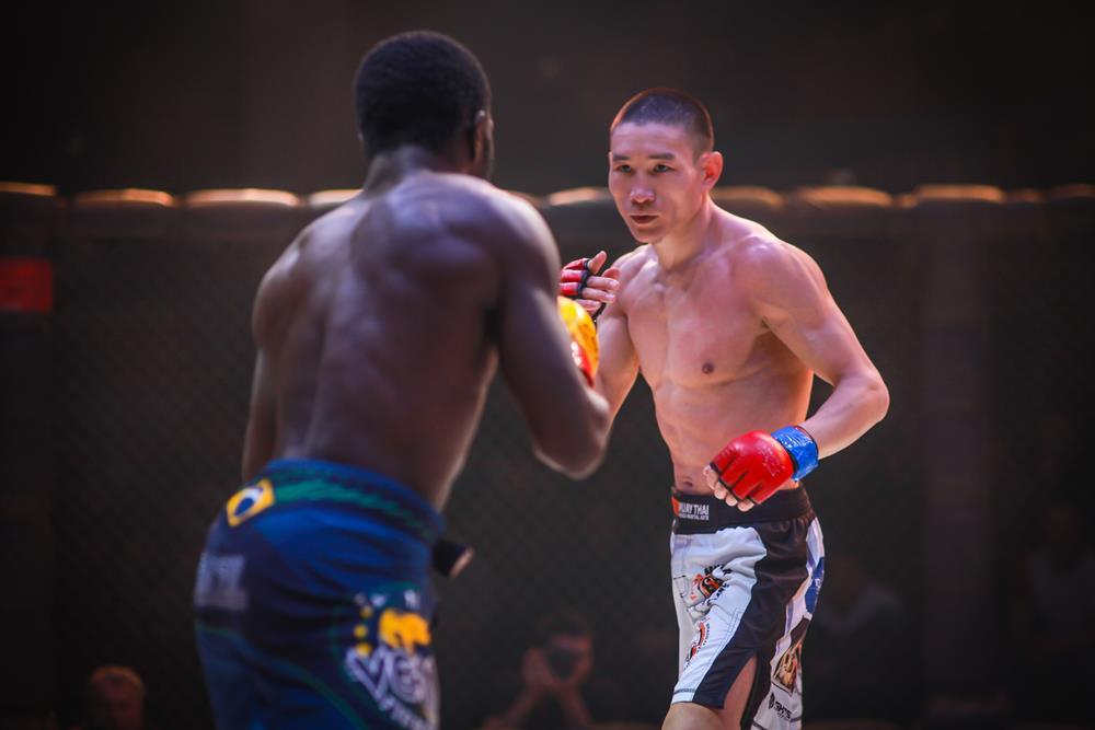 Прогноз на бой Григорий Попов - Эдди Вайнленд 8.06.19. UFC 1