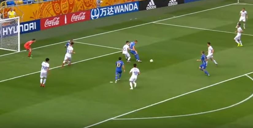 Прогноз на финал молодежного чемпионата мира по футболу Украина – Южная Корея 1