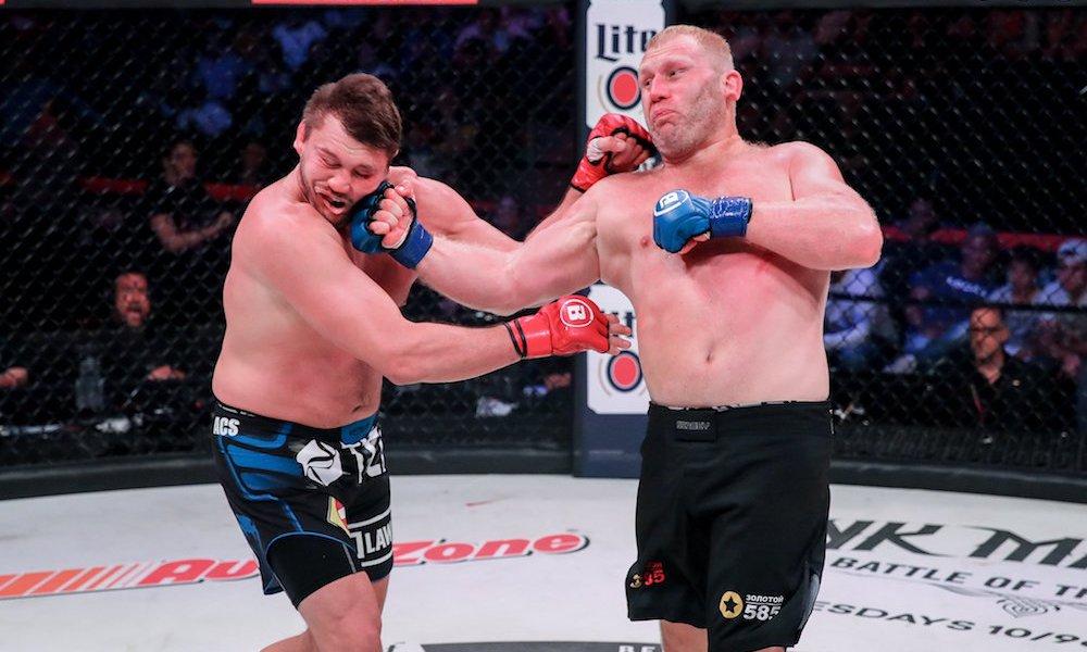 Тренер Сергея Харитонова поделился своими мыслями о следующем сопернике бойца в Bellator