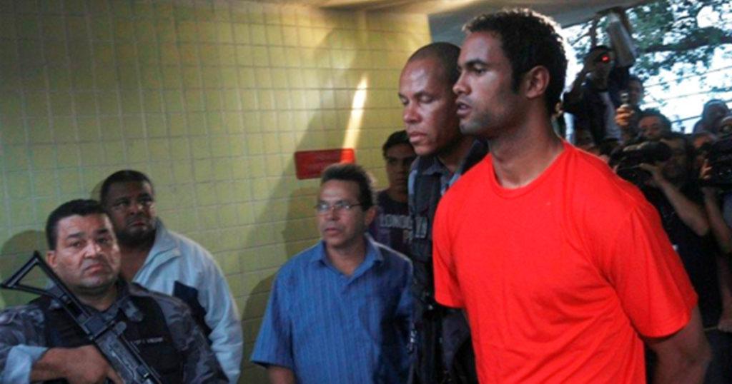 Фламенго планирует подписать контракт с вратарём-убийцей