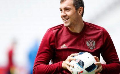 На матче Россия - Казахстан замечены английские скауты