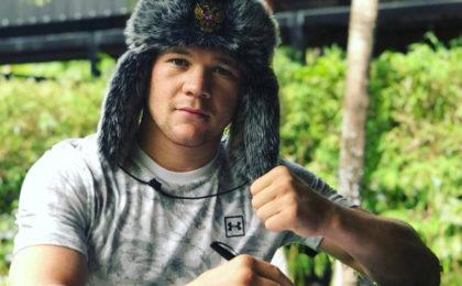 Петр Ян готов к титульному бою в UFC