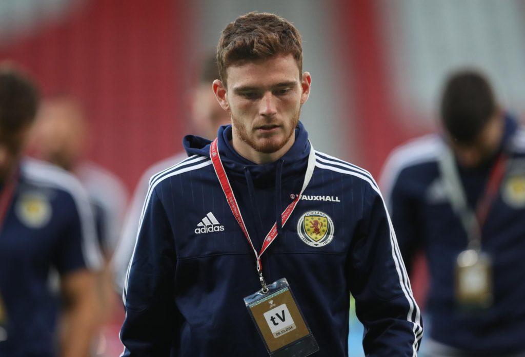 Шотландский защитник Робертсон поделился мнением о российском футболе