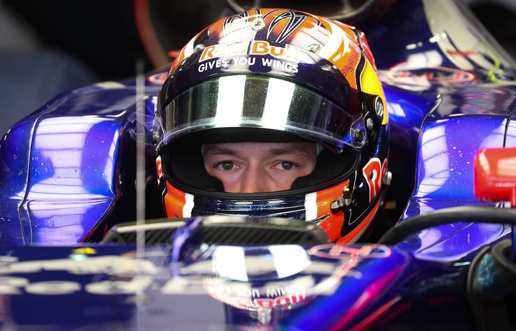 Чёрная полоса российского гонщика «Formula-1» Даниила Квята