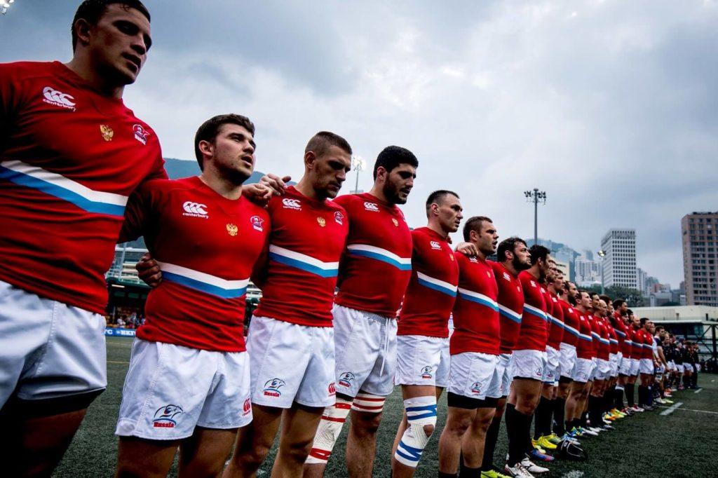 В первом матче Кубка Мира российские регбисты сразятся с японской сборной
