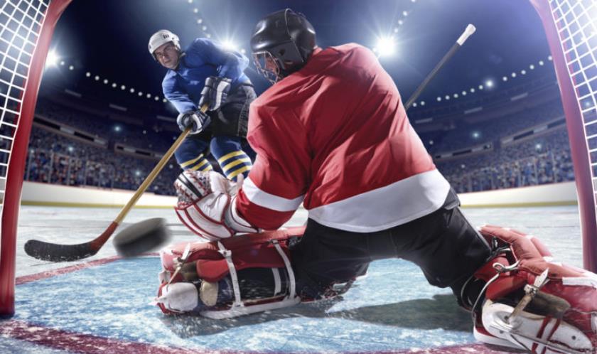 Стратегия ставок на хоккей Тотал больше 3,5 в лайве 1