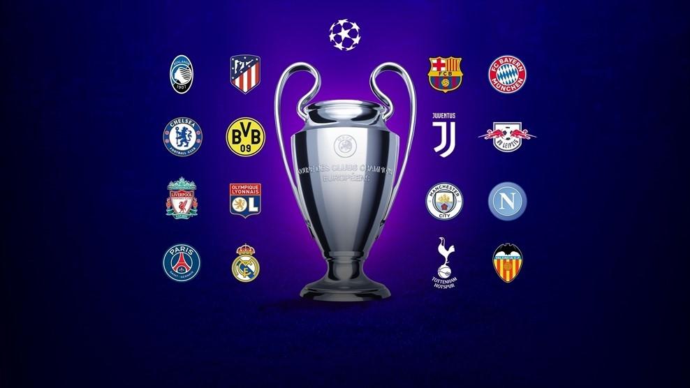 Лига Чемпионов 2020 Рейтинг