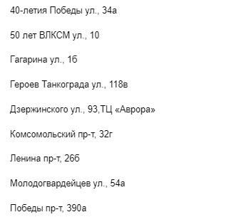 Адреса букмекерских контор в Челябинске 4