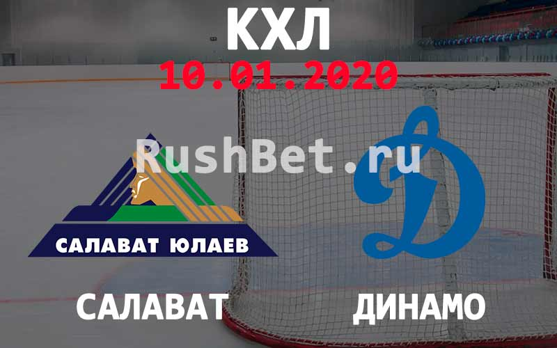 Прогноз Салават Юлаев – Динамо Москва