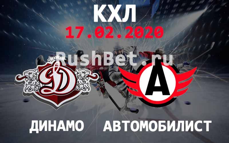 Прогноз Динамо Рига – Автомобилист