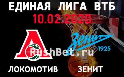 Прогноз на матч Локомотив-Кубань - Зенит