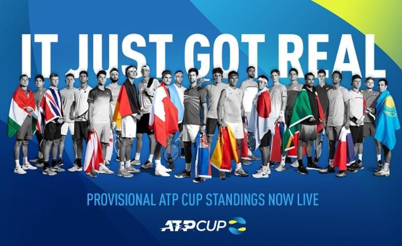 Рейтинг лучших теннисистов по версии ATP