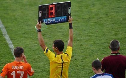 Ставки на замены в футболе