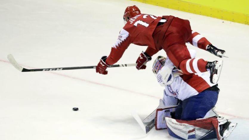 Ставки на броски в хоккее