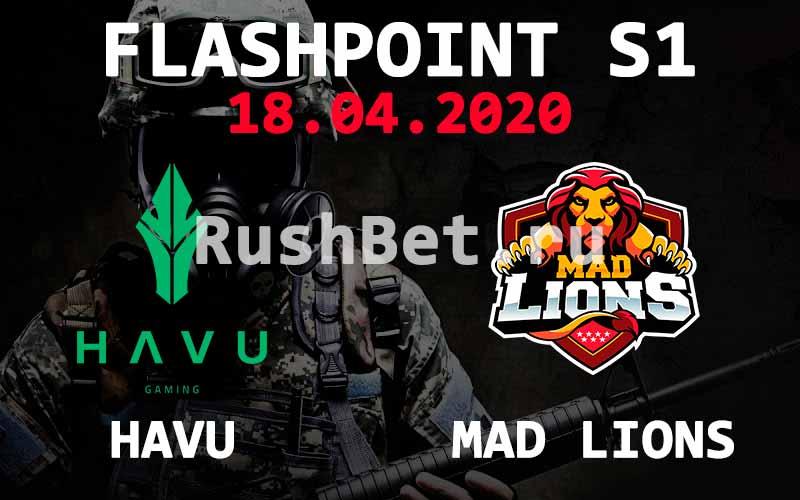 Прогноз на игру HAVU – MAD Lions CS:GO