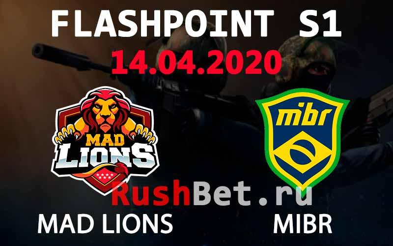 Прогноз на игру MAD Lions - MiBR