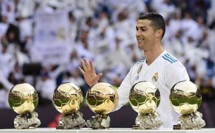 Футболисты Золотого Мяча
