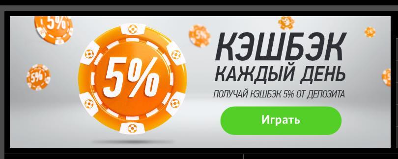 Кэшбэк Винлайн