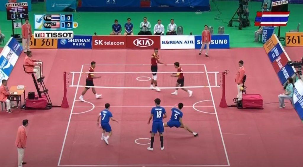 Ставки на кунг-волейбол