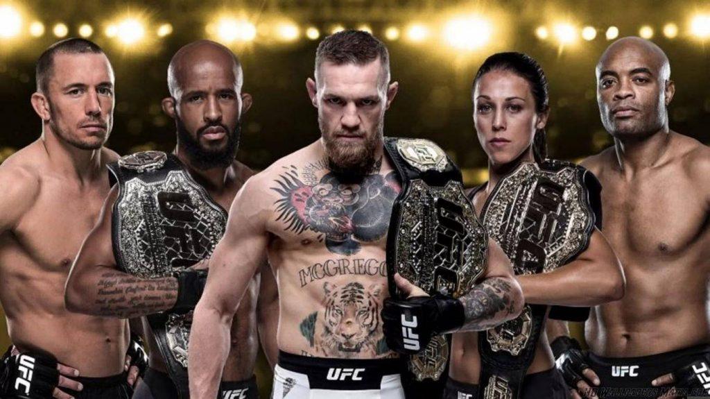 Самые ожидаемые бои UFC во второй половине мая 2020
