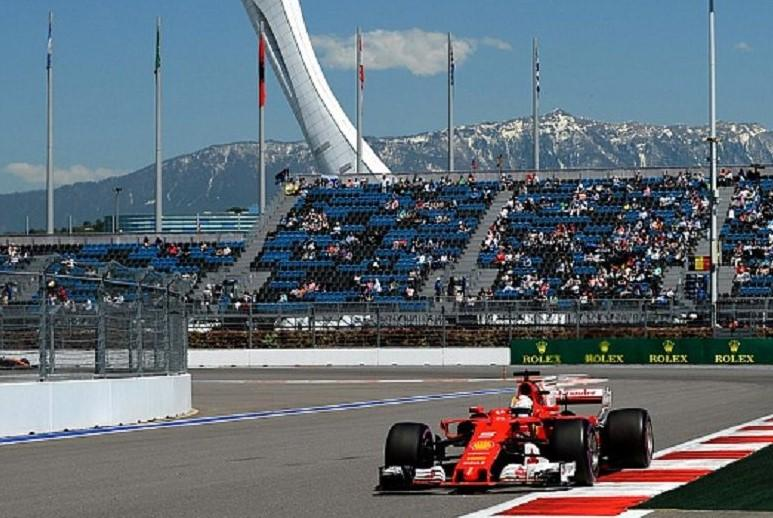 Формула 1 Сочи 2020