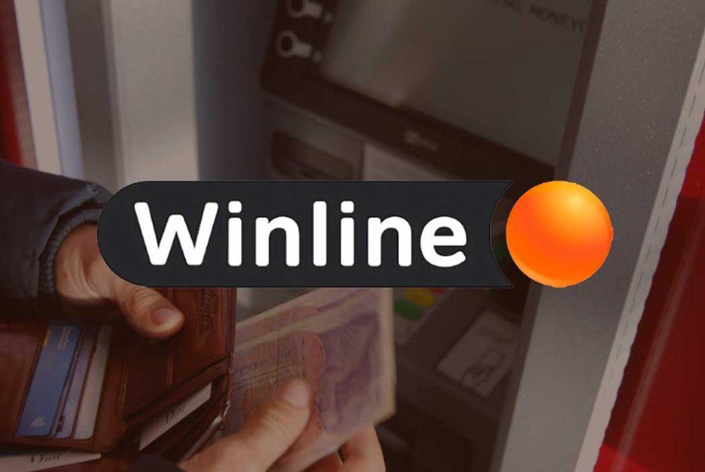 Как вывести деньги из букмекерской конторы Винлайн