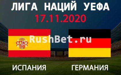 Прогноз на матч Испания - Германия